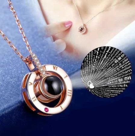 Secret Necklace!